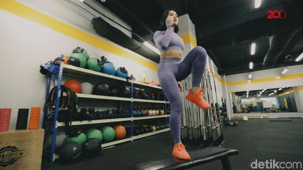 Olahraga 22 Menit Terlalu Lama? Tabata Workout ala Nadira Diva Bisa Dicoba