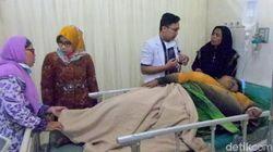 Cerita Pintu Rumah Dibobol Agar Perempuan Berbobot 200 Kg Bisa Dibawa ke RS