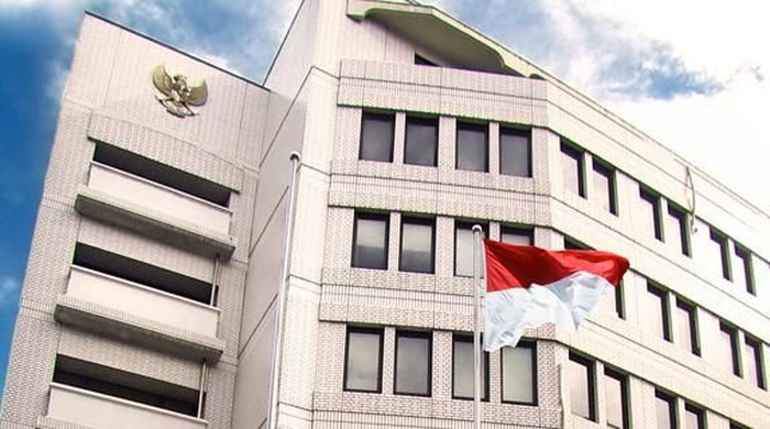 Gedung KBRI Tokyo