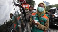Kegiatan ini menargetkan 2.500 kendaraan bermotor pada tiga lokasi berbeda, antara lain Jalan Benyamin Suaeb, Pademangan pada Selasa (19/3), Jalan Pluit Timur Raya, Penjaringan, Rabu (20/3), dan Jalan Danau Sunter Selatan, Tanjung Priok, Kamis (21/3).