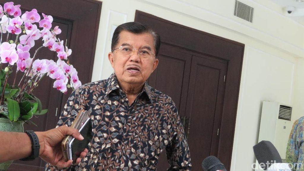 Saran JK untuk Kampanye Jokowi: Yang Penting Jangan Bikin Kesalahan