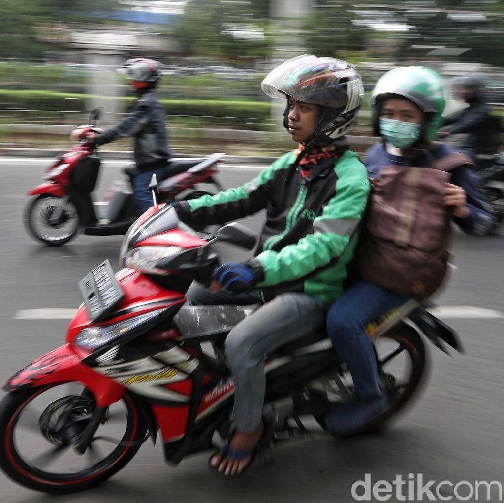 Driver Ngotot Tarif Ojol Rp 2.400/Km, Kata Kemenhub Jalan Saja Dulu