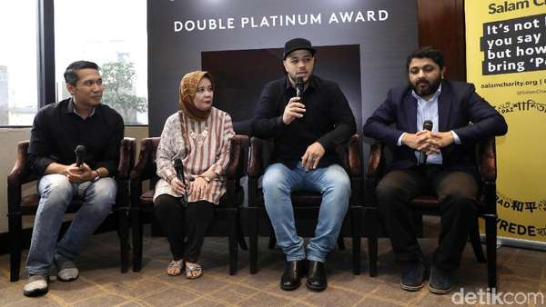 Lama Tak Muncul, Maher Zain Kembali Raih Penghargaan