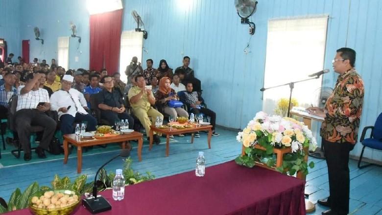 Mahyudin Ungkap Tantangan Sosialisasi 4 Pilar di Daerah Pelosok