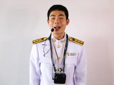 Drama Guru Buta dari Thailand Pergi Traveling