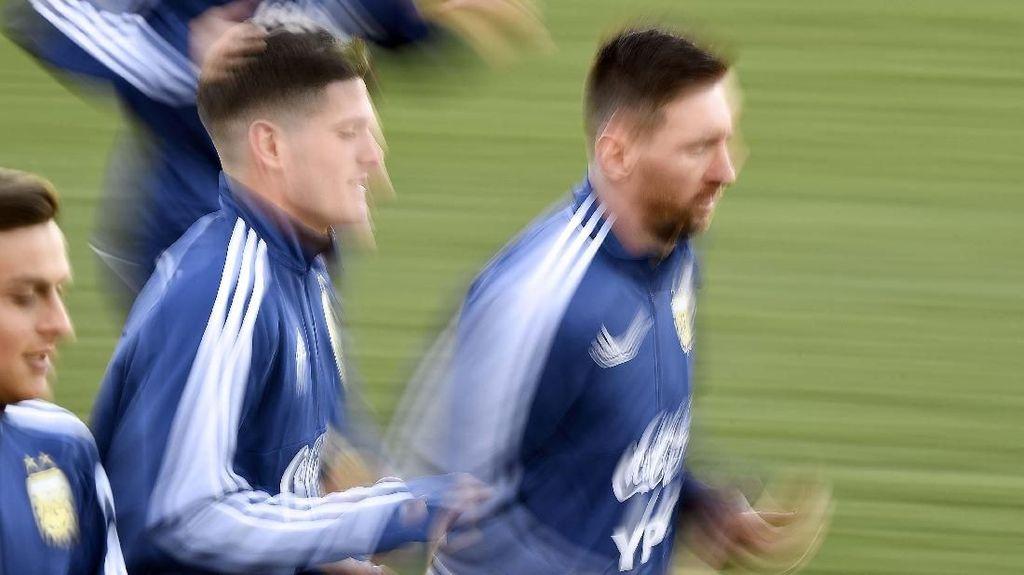 Faktor Umur, Messi Tak Seharusnya Kembali Cepat-cepat ke Timnas Argentina