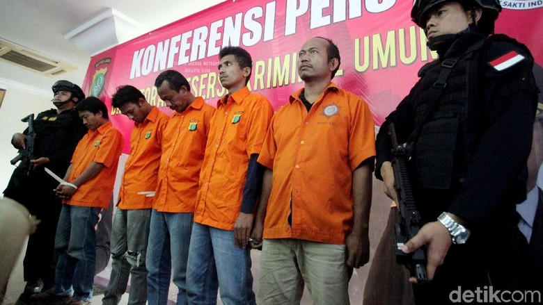 Polisi: Ketua Serikat Otaki Pembajakan Mobil Tangki Pertamina ke Istana
