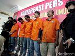 Total Tersangka Pembajak Mobil Tangki Pertamina ke Istana Jadi 10 Orang
