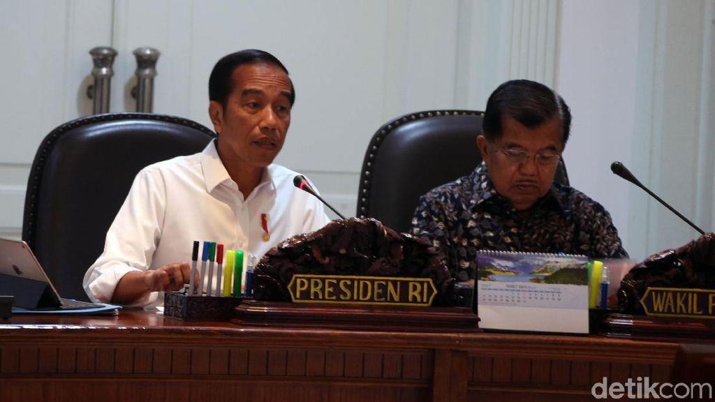 Sentil Menteri Tak Layani Investor, Jokowi: Jangan Minta Dilayani!