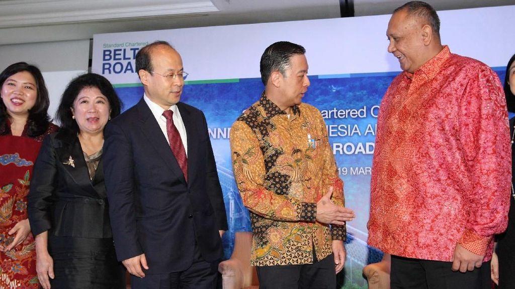 Dorong Inisiatif Belt & Road Indonesia-China