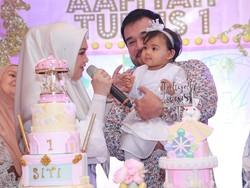 10 Potret Pesta Ulang Tahun Anak Siti Nurhaliza Bertema Carnival