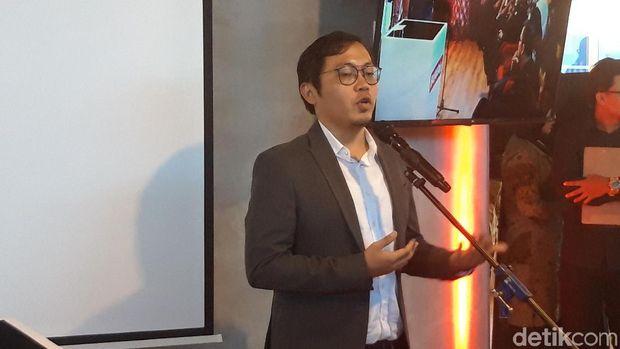 Achmad Zaky Perkenalkan Kantor RnD Bukalapak di Surabaya
