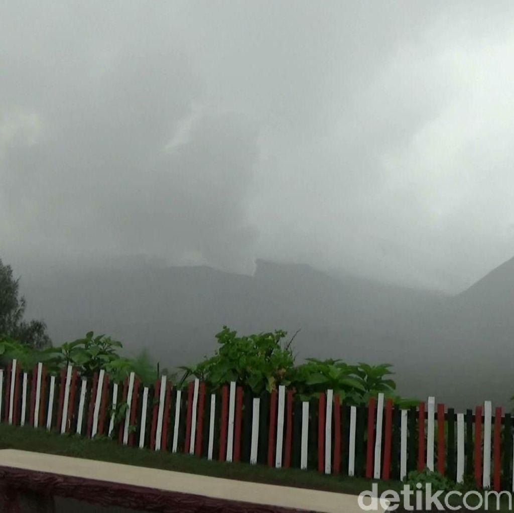 Video: Kata Mereka yang Diguyur Abu Vulkanik Bromo
