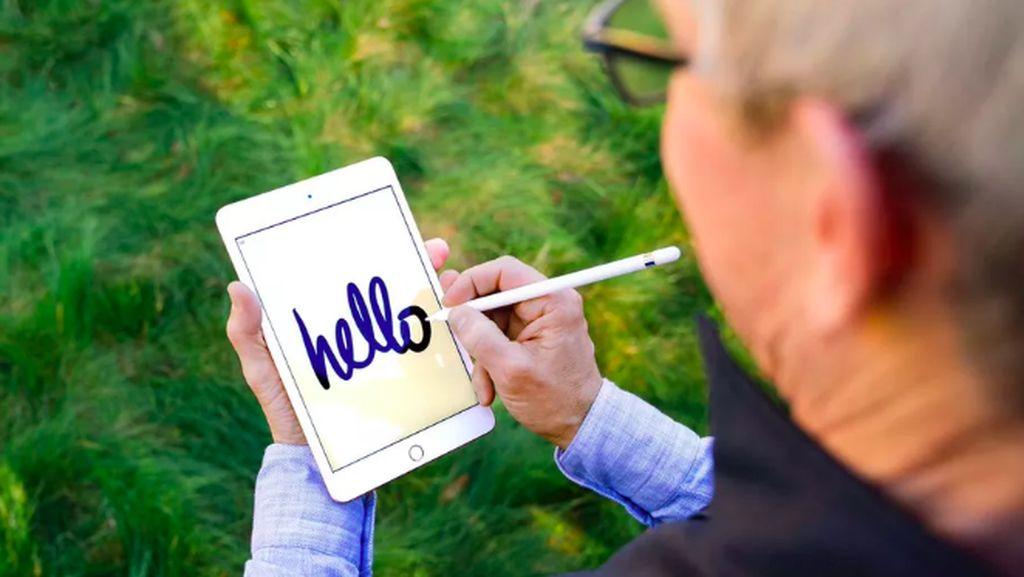 iPad Mini Anyar Dukung Pensil Apple, Harganya?