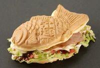 Tak Hanya Ogura, Kini Ada Taiyaki Sandwich dan Berisi Es Krim
