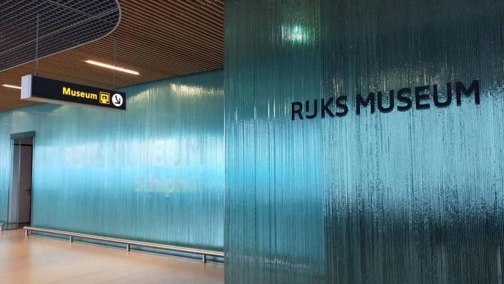 Mungkin Ini Satu-satunya Museum Dalam Bandara