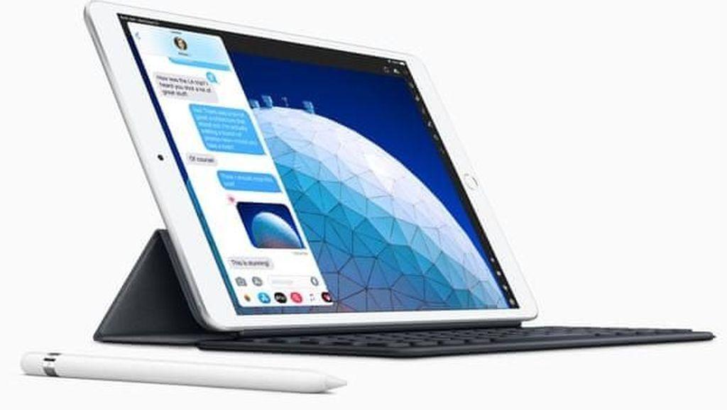 Apple Juga Luncurkan iPad Air Baru, Layarnya Makin Jumbo