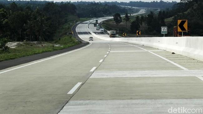 Ilustrasi Tol Trans Sumatera. Foto: dikhy sasra