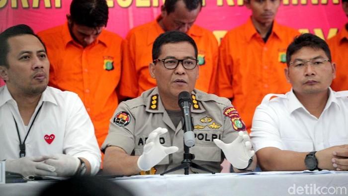 Kabid Humas Polda Metro Jaya Kombes Argo Yuwono/ Foto: Lamhot Aritonang