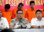 5 Pembajak Mobil Tangki Pertamina ke Depan Istana Ditahan Polisi