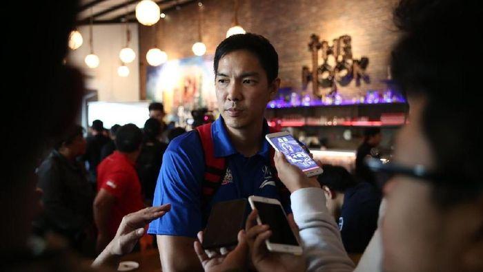 Vice Presiden Satria Muda Rony Gunawan menyebut tiket final sudah laku 80 persen. (dok. IBL)