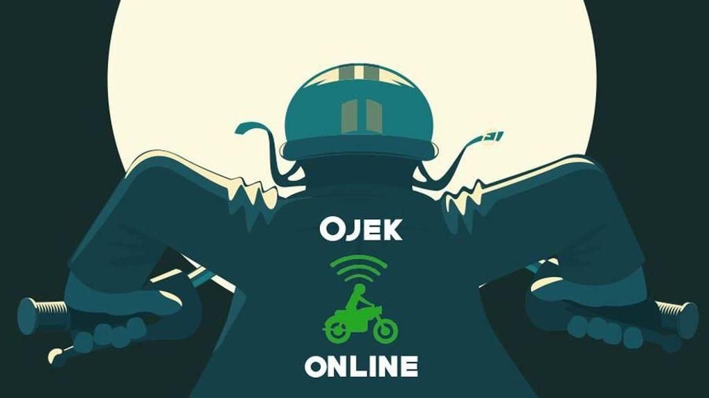 Tak Ada Sanksi di Aturan Ojek Online