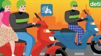Driver Sempat Ancam Mogok, Kemenhub Ketemu Go-Jek dan Grab