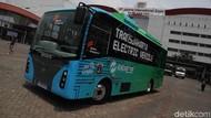 Bus Listrik China Mulai Dilirik Perusahaan Otobus Lokal
