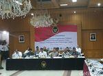 Bahas Keamanan Pemilu, Wiranto hingga Kapolri Rapat Lewat Telekonferensi