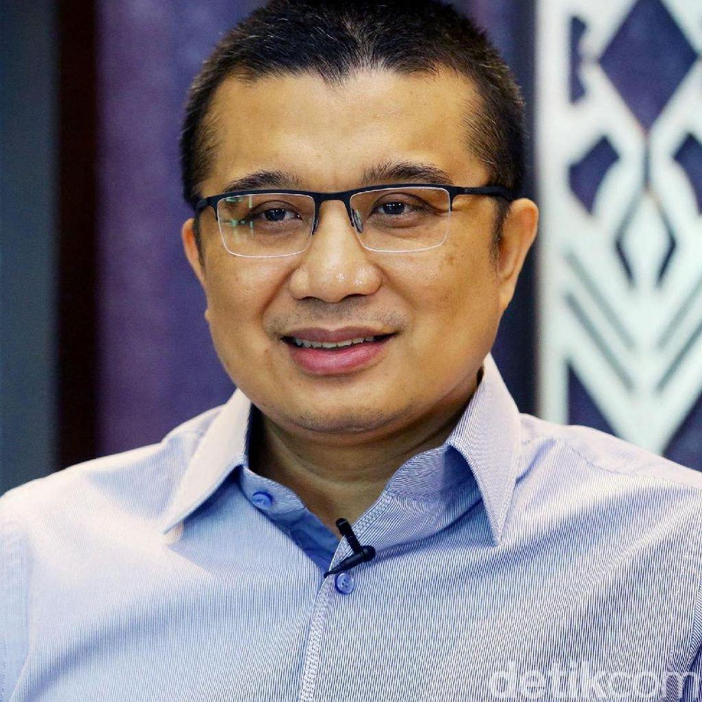Erwin Aksa Dukung Golkar Laporkan Kasus Bendera di Kampanye Prabowo