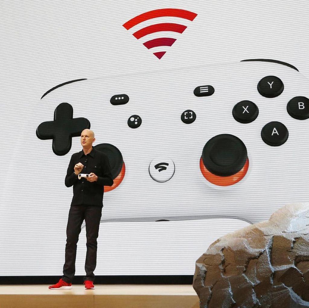 Microsoft, Sony, dan Nintendo Patut Cemaskan Google Stadia