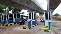Begini Penampakan Lahan Parkir untuk MRT