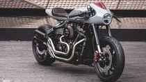 Modif Harley-Davidson Ini Bikin Meleleh
