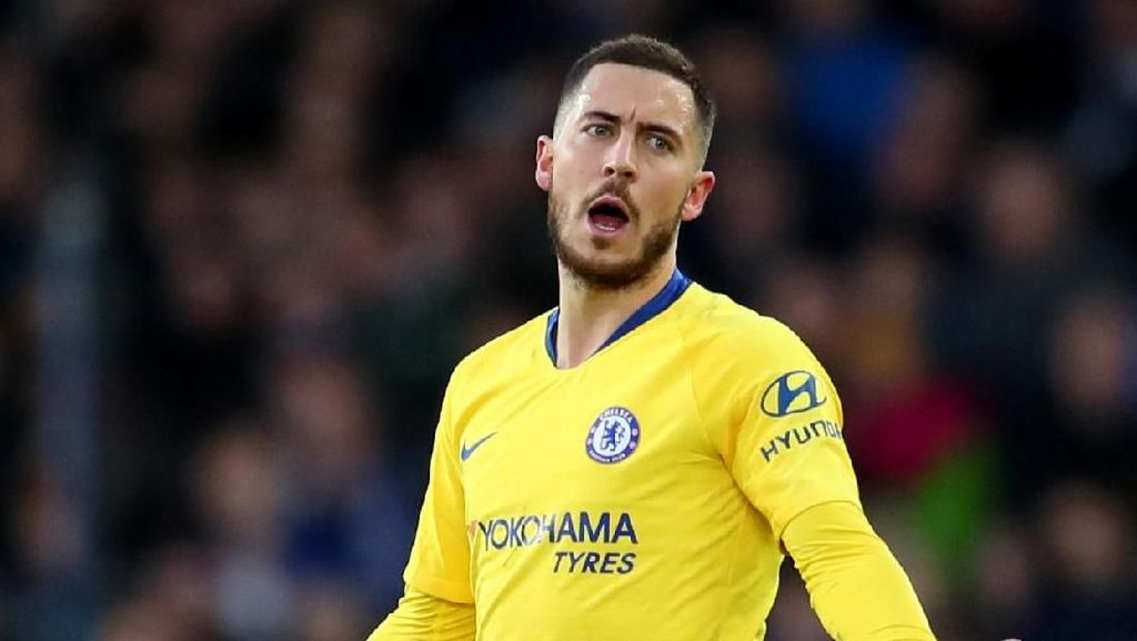 Hazard Mau Bantu Chelsea Menangi Liga Europa Dulu, Setelahnya...