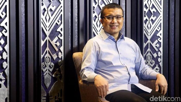Blak Blakan Bersama Erwin Aksa  Tim Blak Blakan detikcom berkesempatan mewawancarai Mantan Politikus Golkar Erwin Aksa yang baru saja mengundurkan diri karena memiliki pandangan yang berbeda dengan Partai Golkar, Jakarta, Rabu (20/3/2019). Grandyos Zafna/detikcom