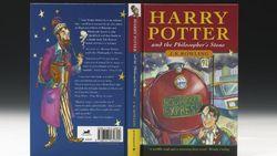 Wuih.. Buku Langka Harry Potter yang Disimpan di Loteng Dijual Rp 595 Juta