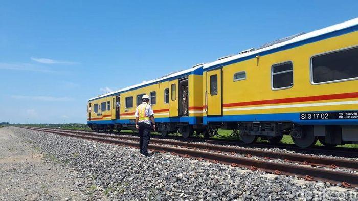 Kereta Trans Sulawesi/Foto: Eduardo Simorangkir