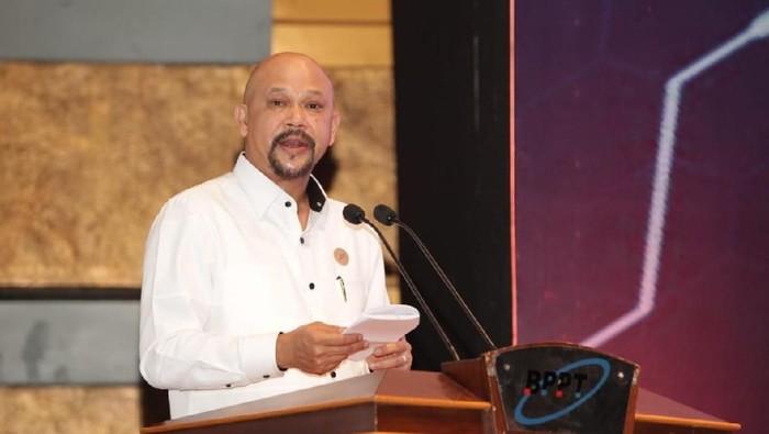 Kepala BPPT Hammam Riza