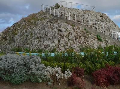 Foto: Gunung Berapi Paling Kecil di Dunia