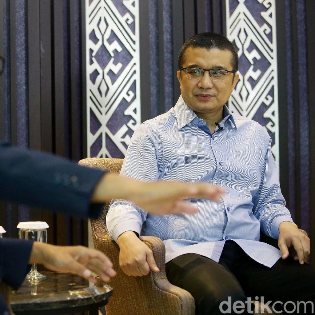 Erwin Aksa: Banyak Pengusaha Sungkan Dukung Sandi Secara Terbuka