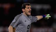 Iker Casillas Pensiun dari Sepakbola?