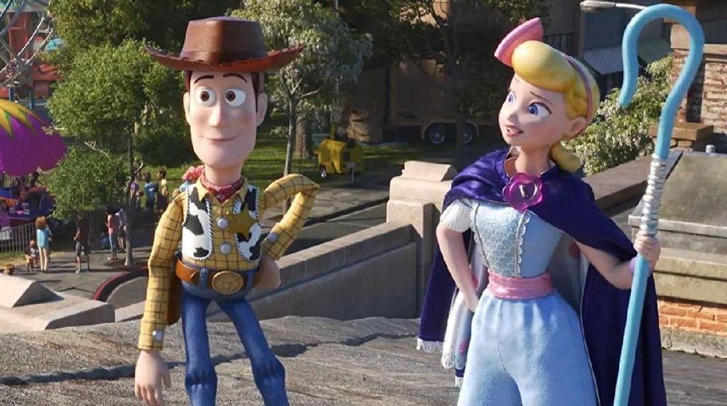 Ini Karakter Keanu Reeves di Toy Story 4