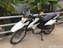 Spyshot Motor Offroad 150 cc Suzuki, Mirip Motor Brimob