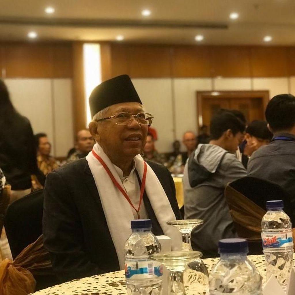 Maruf Tak Merasa Salah soal Viral Video NU Bisa Punah
