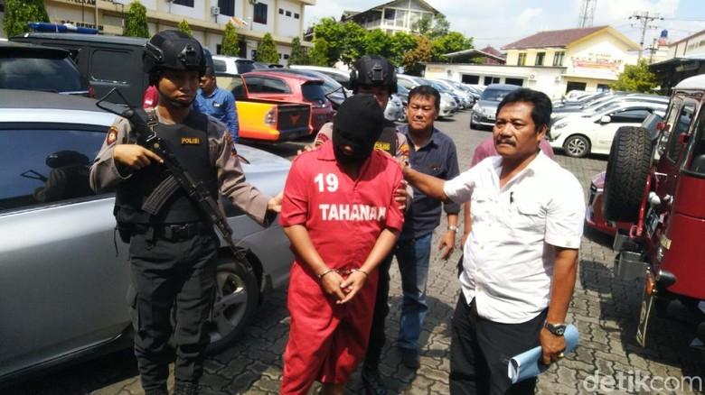 Polisi Tangkap Bandar Sabu 1,5 Kg yang Diedarkan di Semarang
