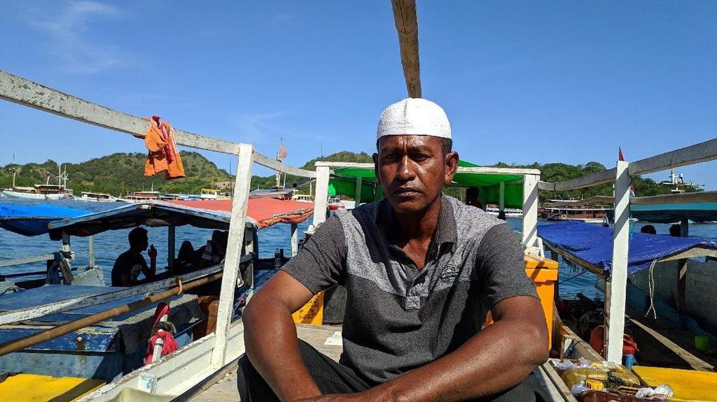Demi Gelar Sarjana Anak, Nelayan Cumi Labuhkan Asa di Laut Flores