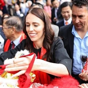 Viral, Humor PM Selandia Baru Saat Merespon Wartawan Lupa Pertanyaan