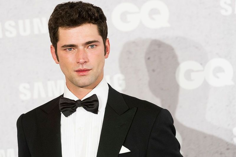 Sean OPry merupakan supermodel asal AS (Juan Naharro Gimenez/Getty Images)