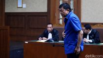 Hukuman Lucas Jadi 5 Tahun Penjara di Kasus Perintangan Eddy Sindoro