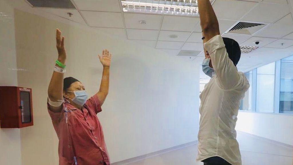 Mengenang Ani Yudhoyono, Pejuang Kanker yang Rajin Olahraga
